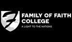 Logo of Family of Faith Christian University