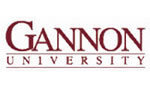 Logo of Gannon University