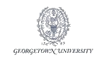 Logo of Georgetown University
