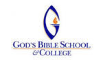 Logo of Gods Bible School and College