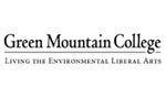 Logo of Green Mountain College