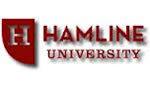Logo of Hamline University