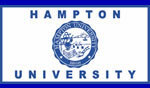 Logo of Hampton University
