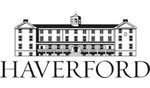 Logo of Haverford College