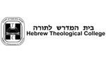 Logo of Hebrew Theological College