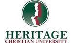 Logo of Heritage Christian University