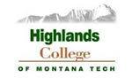 Logo of Highlands College of Montana Tech