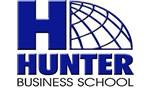 Logo of Hunter Business School