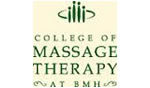Logo of College of Massage Therapy