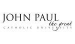 Logo of John Paul the Great Catholic University