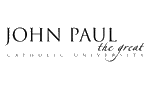 John Paul the Great Catholic University Logo