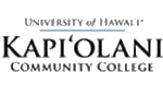 Logo of Kapiolani Community College