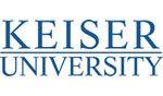 Logo of Keiser University - Lakeland