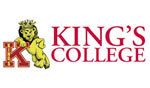 Logo of King's College