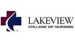 Logo of Lakeview College of Nursing