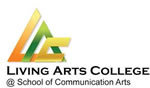Logo of Living Arts College