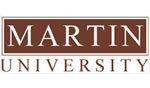 Logo of Martin University