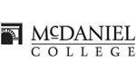 Logo of McDaniel College