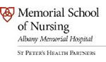 Logo of St. Peter's Hospital College of Nursing