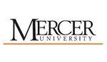 Logo of Mercer University