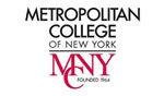 Logo of Metropolitan College of New York