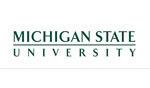 Logo of Michigan State University