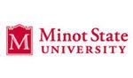 Logo of Minot State University