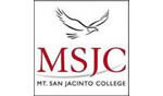Logo of Mt San Jacinto Community College District
