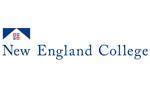 Logo of New England College