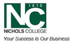 Logo of Nichols College