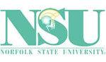 Logo of Norfolk State University