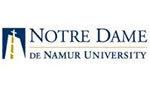 Logo of Notre Dame de Namur University