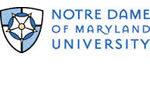 Logo of Notre Dame of Maryland University