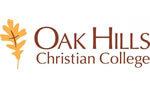 Logo of Oak Hills Christian College