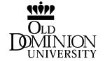 Logo of Old Dominion University