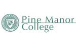 Logo of Pine Manor College