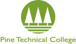 Logo of Pine Technical and Community College