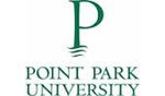 Logo of Point Park University