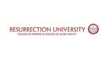 Logo of Resurrection University