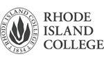 Logo of Rhode Island College