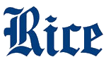 Logo of Rice University
