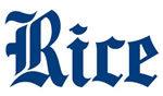Logo of Rice University