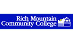 Logo of University of Arkansas Community College Rich Mountain