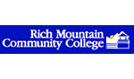 Rich Mountain Community College Logo