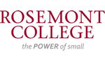 Logo of Rosemont College