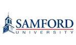 Logo of Samford University