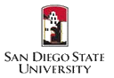 Logo of San Diego State University