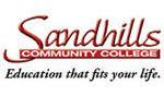 Logo of Sandhills Community College