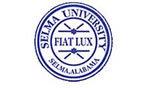 Logo of Selma University