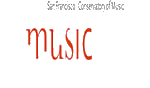 Logo of San Francisco Conservatory of Music